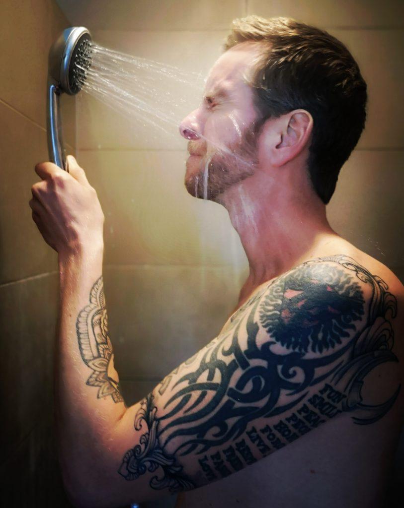 Steven Deschuyteneer Na 2 jaar koud douche dit jaar een nieuwe ontdekking