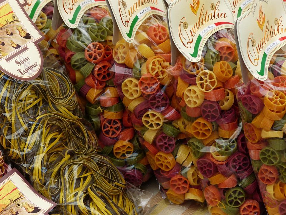 Steven Deschuyteneer Een kleine verandering die iedereen kan doen voor een betere wereld pasta