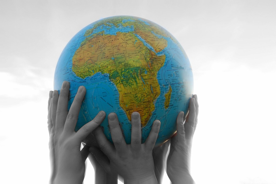 Steven Deschuyteneer Een kleine verandering die iedereen kan doen voor een betere wereld