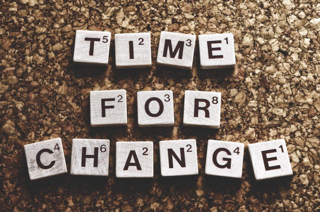 Steven Deschuyteneer Met deze methode verandert iedereen Time for change