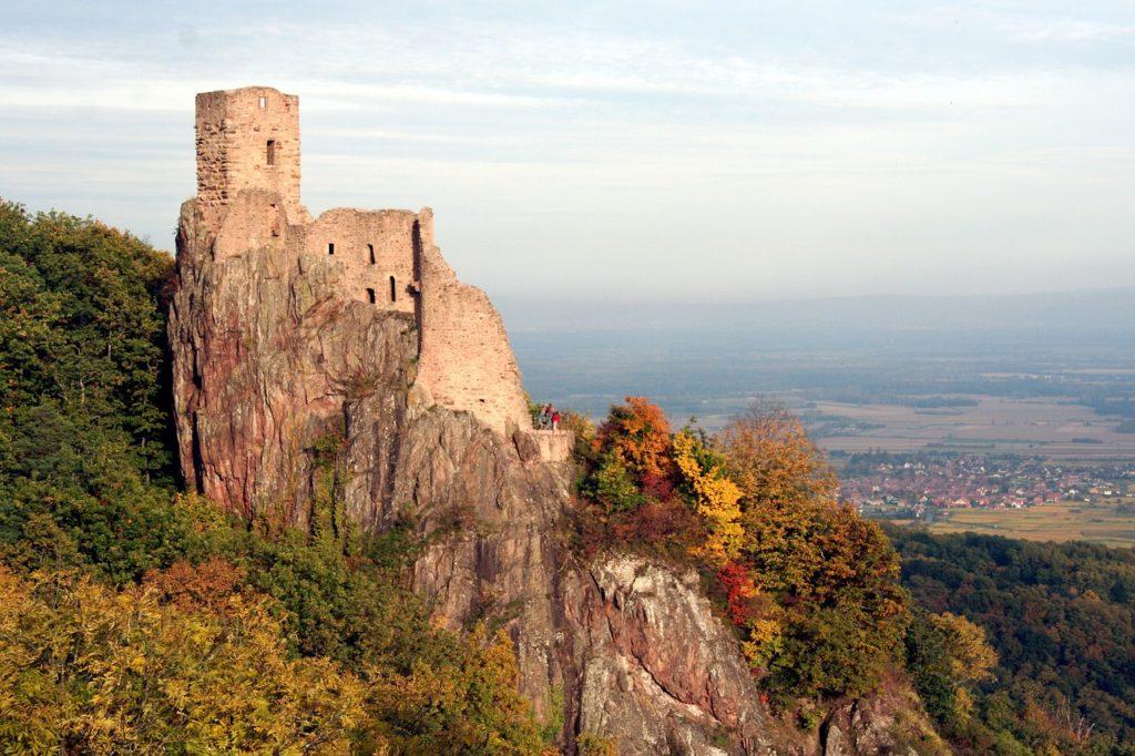 Steven Deschuyteneer Schrijf zelf eens een verhaal hier is het mijne ontwaken kasteel