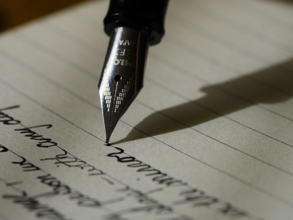Steven Deschuyteneer Schrijf zelf eens een verhaal hier is het mijne ontwaken schrijven
