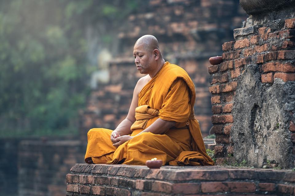 Steven Deschuyteneer Hoe start ik eenvoudig met mediteren monnik