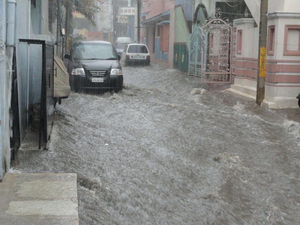 Steven Deschuyteneer Wat te doen tegen overstromingen