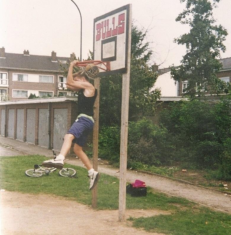 Steven Deschuyteneer Basketbal van plezier tot mentale geseling het heeft het allemaal